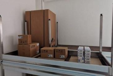 A început livrarea echipamentelor medicale pentru laboratorul de biologie moleculară din Vișeu de Sus