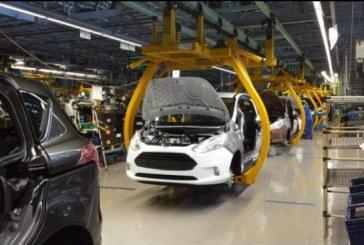 Toate uzinele Ford din Europa vor funcţiona începând de săptămâna viitoare