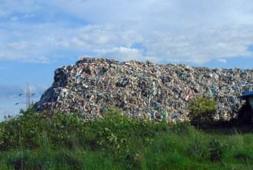 Primăria Groși cere în instanță Consiliului Județean să mute depozitul temporar de deșeuri în afara comunei