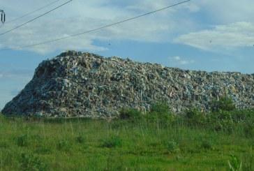 Gunoiul județului, foarte aproape să fie depozitat temporar la Șomcuta Mare
