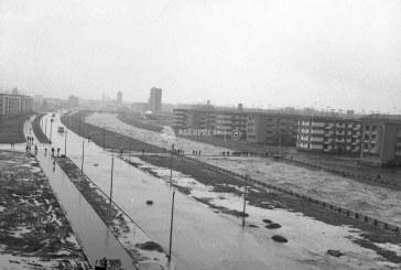 IMAGINI de colecție: Inundațiile care au devastat Baia Mare în 1970 (FOTO)