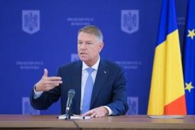 Preşedintele Klaus Iohannis participă luni la Summitul NATO, la Bruxelles