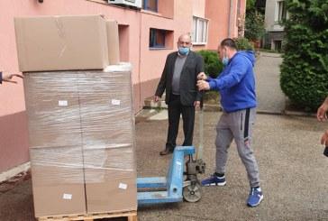 ISJ Maramureș a primit primul transport de măști pentru elevi și dascăli (FOTO)