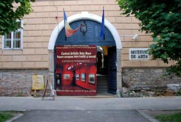 Reluare parțială a activităților pentru public la Muzeul Judeţean de Artă «Centrul Artistic Baia Mare»