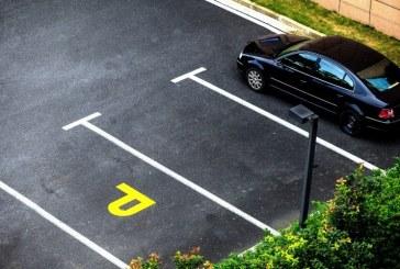 Proiect CL: În zona Primăriei Baia Mare ar putea fi amenajată o parcare de 113 locuri