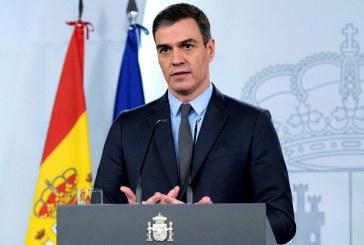 Premierul Pedro Sanchez vrea să prelungească regimul de izolare în Spania până la 21 iunie