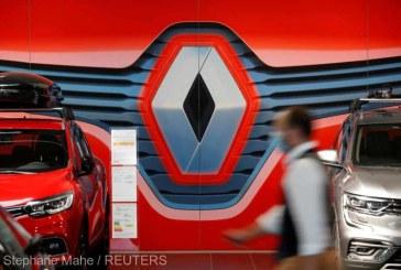 Renault va elimina 1.500 de locuri de muncă în activităţile de inginerie din Franţa