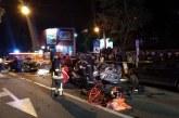 Botoşani: Un tânăr care se filma în timp ce conducea şi transmitea imaginile pe internet a produs un accident cu 6 victime