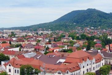 Baia Mare spectaculoasă: Orașul văzut din Turnul Ștefan (FOTO)