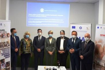 Baia Mare: Call Center național pentru sprijinirea persoanelor vulnerabile, inaugurat în prezența Ralucăi Turcan și a ministrului Marcel Boloș