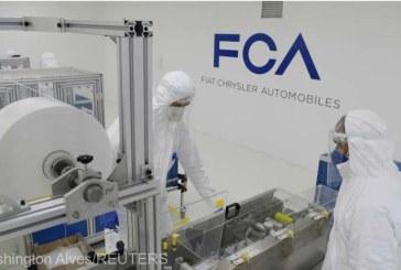 Italia a aprobat împrumutul garantat de stat de 6,3 miliarde de euro pentru Fiat Chrysler