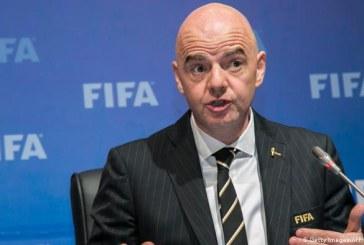 Preşedintele FIFA Gianni Infantino nu anticipează o revenire rapidă a suporterilor în stadioanele de fotbal