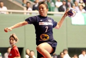 Prima handbalistă din Japonia, Asuka Fujita în Liga Florilor