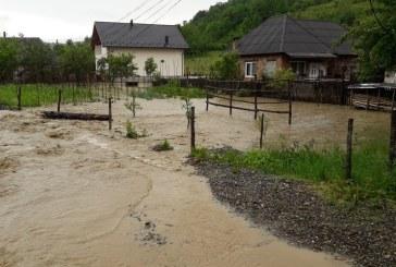 UPDATE: Ploile fac din nou prăpăd în Maramureș (VIDEO&FOTO)