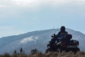Jandarmii montani sunt la datorie în staţiunile Borșa, Cavnic, Șuior şi Valea Vaserului