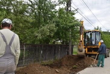 Lucrările de reabilitare a infrastructurii rutiere de pe Valea Izei avansează în mod alert