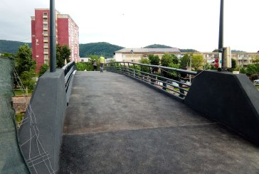 S-a redeschis circulația pe podul de lângă Kaufland
