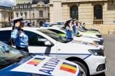 MAI: Poliţia Română va fi dotată cu mai multe autovehicule Dacia Duster, Logan şi Dokker
