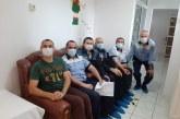 Polițiștii Serviciului Rutier Maramureș au donat sânge