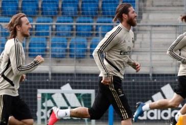 Fotbal: Real Madrid a revenit la antrenamente ca echipă după 81 de zile