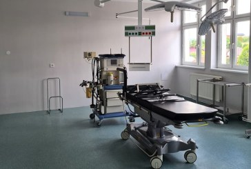 O nouă sală de operație la Spitalul orăşenesc Târgu Lăpuş