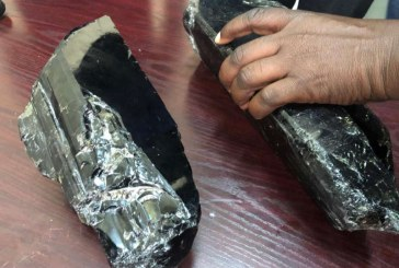 Un miner african a devenit milionar după ce a vândut două fragmente de tanzanit