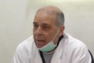 Medicul Virgil Musta: De două săptămâni, cu greu mai facem faţă cazurilor COVID severe care necesită internare