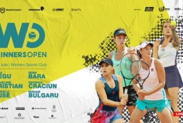 Irina Begu și Horia Tecău, prezenți la Winners Open din Cluj-Napoca. Meciurile sunt difuzate de Digi Sport. Vezi aici, programul