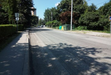 Baia Mare: Se pregătește asfaltarea unei părți din strada George Coșbuc (FOTO)