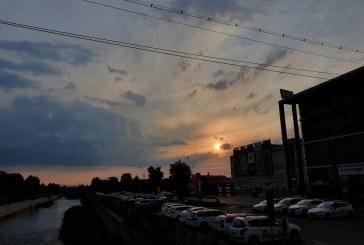 Fotografia zilei: Apus de soare, Baia Mare