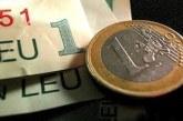 Euro la un nou maxim istoric: 4,8768 lei