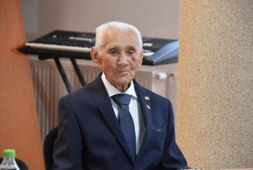 Aniversare la Fărcașa: Veteranul de război Gheorghe Ionuți a împlinit 100 de ani