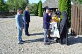 """Polițiștii de frontieră din Sighetu Marmației au sărbătorit Hramul Bisericii """"Sf. Voievod Stefan cel Mare"""""""