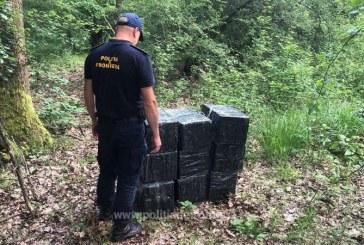 Peste 34.000 de pachete cu țigări de contrabandă, depistate la graniţa cu Ucraina