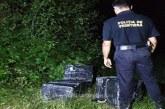 Contrabandă la Vișeu. Cărăușii s-au făcut nevăzuți. Autoritățile ucrainene au fost anunțate