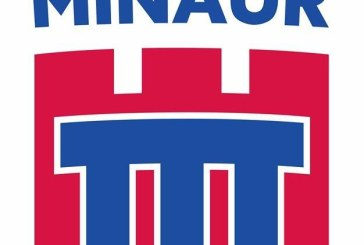 CS Minaur are emblemă nouă