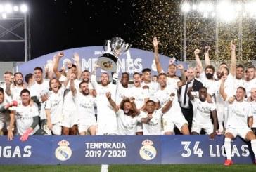 Fotbal: Real Madrid, singura echipă neînvinsă acasă în acest sezon din La Liga