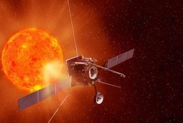Sonda spaţială Solar Orbiter a realizat primele sale fotografii ale Soarelui