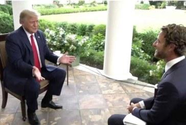 SUA: Preşedintele Donald Trump recunoaşte că uneori regretă postările sale de pe Twitter