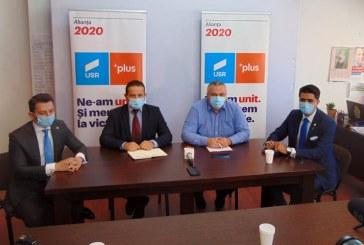 USR și PLUS își dau mâna pentru a câștiga Primăria Baia Mare și Consiliul Județean Maramureș