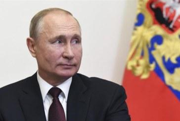 Putin spune că a observat retorică dură anti-Rusia a lui Biden