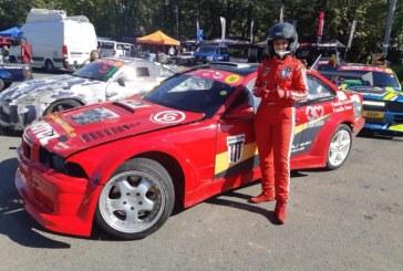 Natalia Iocsak a terminat pe podium în Campionatul Național de drift la Semi-Pro