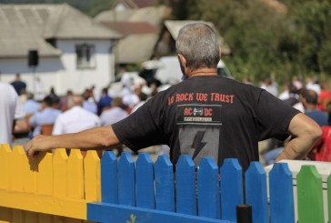 Imaginea zilei: Campanie electorală în Maramureș