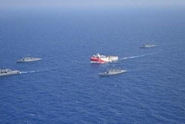 Germania încearcă să medieze între Grecia şi Turcia în problema zăcămintelor de hidrocarburi din Mediterana