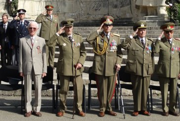 Veteranul de război Dumitru Stan a împlinit 100 de ani