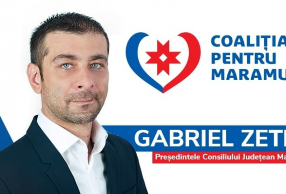 """Gabriel Zetea: """"Coaliția pentru Maramureș propune profesioniști adevărați pentru Consiliul Județean"""""""