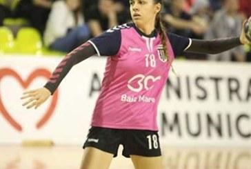 Andreea Tecar revine la CS Minaur după un sezon petrecut la HC Zalău