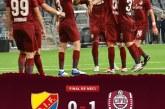 Fotbal: CFR Cluj s-a calificat în play-off-ul Europa League, după 1-0 cu Djurgaarden