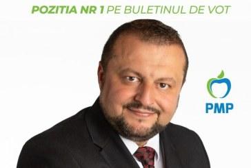 """Gavra Bogdănel: """"În 27 septembrie, este important să votăm. Un drept, dar și o obligație pentru fiecare dintre noi. Din respect pentru Baia Mare și băimăreni"""""""