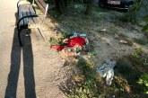 """Aceeași problemă: """"Cetățenii"""" de pe Pirită continuă să facă mizerie pe Dragoș Vodă (FOTO)"""